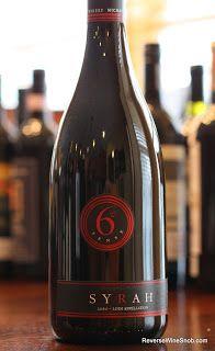 Michael David Winery 6th Sense Syrah 2010 - Explosively Good. Did you say bacon? http://www.reversewinesnob.com/2013/09/michael-david-winery-6th-sense-syrah.html