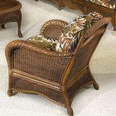 Found it at Wayfair - Hospitality Rattan Turks Bay Chair