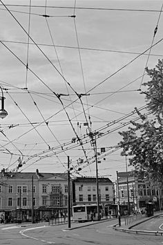 Arnhem, trolly city