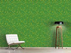 Design #Tapete Frische Im Garten