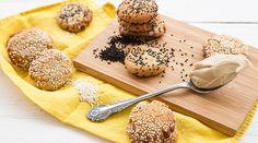 Νηστίσιμα μπισκότα με ταχίνι | alevri.com
