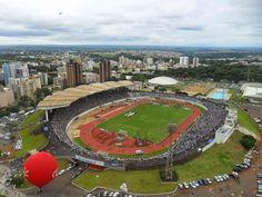 Estádio Willie Davids - Maringá (PR) - Capacidade: 21,6 mil - Clubes: Maringá e Grêmio Maringá