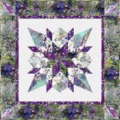 Star Gazer Quilt - Download Pattern
