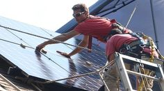 New plan will fund solar energy for low-income Americans