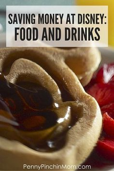 When planning your budget for your Disney vacation, make sure you think of FOOD and DRINKS! We've got some ideas to help you save!!! Family vacation time on a budget.