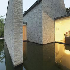Villa Rotonda, by Bedaux de Brouwer Architecten