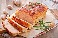 Read our delicious recipe for Cheesy Chicken Meatloaf, a recipe from The Healthy Mummy, which will help you lose weight with lots of healthy recipes.