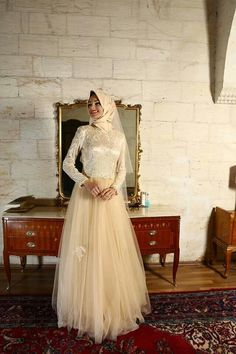Turkish bridal ♥ Muslimah fashion inspiration