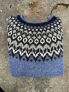 Knitting Wool, Fair Isle Knitting, Hand Knitting, Baby Knitting Patterns, Crochet Patterns, Nordic Sweater, Wool Sweaters, Knitting Projects, Knitted Hats