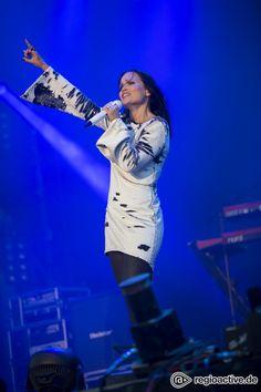 """Tarja Turunen live at """"Wacken Open Air 2016"""" 05/08/2016 #tarja #tarjaturunen…"""