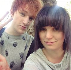 are lukeisnotsexy and emma blackery dating