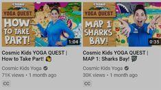Cosmic Kids Yoga - YouTube