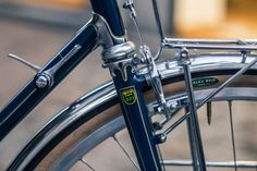 Cycles Alex Singer - Un cadre de 67 cm! Tubes Reynolds 631 de fabrication spéciale. A la livraison, parti directement sur les routes de Paris-Roubaix.