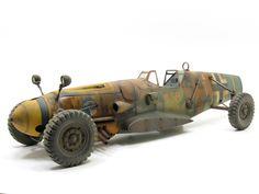 """Messerschmitt Bf 109 G-6 """"Creeping Death"""""""