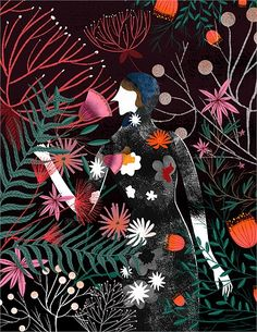 Dolce & Gabbana - Мода иллюстрации от Decue Wu