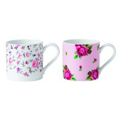 Royal Albert Rose Confetti/New Country Rose Mugs, Pink, Set of 2 Royal Albert http://www.amazon.com/dp/B007CL3CDM/ref=cm_sw_r_pi_dp_o7y0wb0NWTDMX