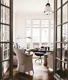 lovely light-filled office space