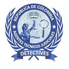 "Logotipo de la agencia ATJ Detectives Privados sigla que significa ""Agentes Técnicos Judiciales"". Logos, Sports, Logo, Hs Sports, Sport"