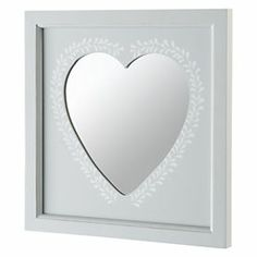 By Sainsburys Heart Mirror