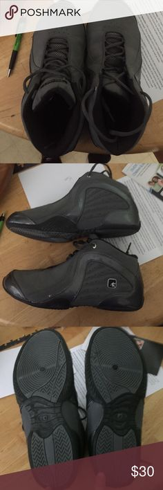 09b514fba535 AND1 basketball shoes Worn a few times sill in good condition. Great for  playing ball
