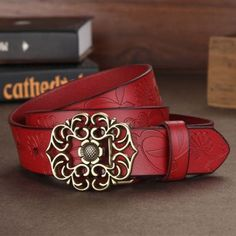 Ladies Second Layer Belt As low as $33.00 in 2020 | Belts