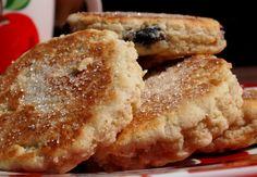 Picau Bach ar y Maen (Bakestones or Welsh Cakes) - Wales