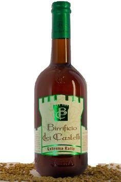 Birrificio dei Castelli - Extrema Ratio, Italian Pale Ale - Arcevia (AN) #birra #beer
