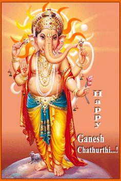 Happy Ganesh Chathurthi (via freshscraps.com)