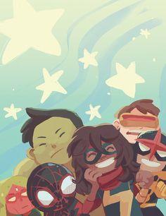 Marvel E Dc, Marvel Fan Art, Marvel Heroes, Captain Marvel, Marvel Universe, Young Avengers, New Avengers, Funny Marvel Memes, Disney And More