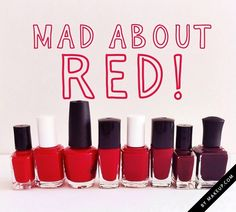 How to find a flattering red nail polish for your skin tone