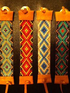 Native American Diamonds & hugs Bracelet by MichelesMenagerie2