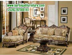Kursi tamu ukir sofa furniture adalah sebuah produk termewah untuk kursi sofa tamu Jepara. Dengan Kursi tamu ukir sofa furniture kami menargetkan bahwa ruang tamu anda akan tampil sangat elegan dan mewah dengan dilengkapi kursi dari kami Kartini Jati Furniture. Kursi sofa ini kita desain dengan desain yang sangat clasik dan mewah serta elegan, tentunya …