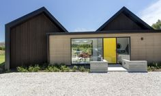 Dalefield Eco Timber weatherboard Architectural home