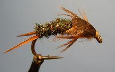 Twenty Pounder Stonefly Nymph Pattern