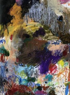"""Saatchi Art Artist Michel Keck; Painting, """"I Dont Want This Night To End"""" #art"""