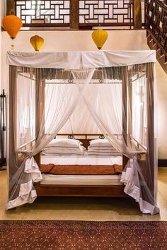 Our kind of bed. The Galle Fort Hotel (Galle, Sri Lanka) - Jetsetter