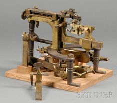 Brass and Steel Machine-a-Roboter | Sale Number 2502, Lot Number 155 | Skinner Auctioneers