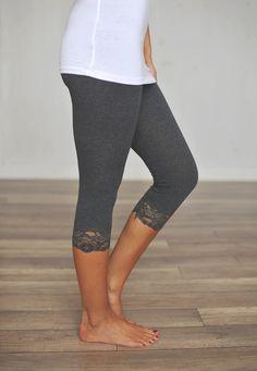 Dottie Couture Boutique - Grey Cropped Legging , $8.00 (http://www.dottiecouture.com/grey-cropped-legging/)