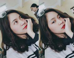 Ulzzang Korean Girl, Cute Korean Girl, Asian Girl, Uzzlang Girl, Hot Teens, Selfie Poses, Girls Selfies, Girly Pictures, Kawaii Anime Girl