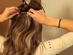 You never know when you might need some clip in hair extensions....love her blog!