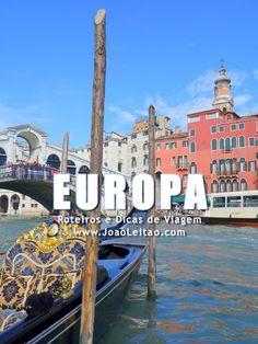 Destinos para Viajar na Europa