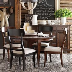 Inspired by European 19th century antiques from England and Germany the Highlands collection was designed to create a relaxed yet traditional style that evokes warmth and feel of a country retreat.