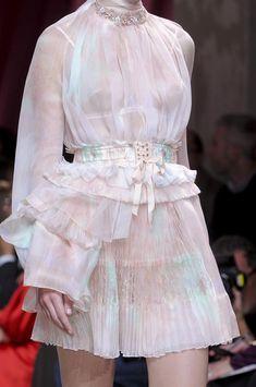 Nina Ricci at Paris Fashion Week Spring 2011 - Livingly