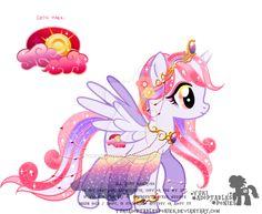 Custom Princess Sunset Theme by YukiAdoptablesPonies on DeviantArt