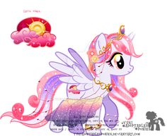 Custom Princess Sunset Theme by YukiAdoptablesPonies on DeviantArt