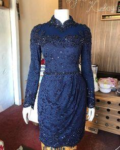 Source by RadiahNazir dresses muslim Model Dress Kebaya, Model Kebaya Muslim, Kebaya Modern Hijab, Model Kebaya Modern, Kebaya Hijab, Gaun Dress, Dress Brokat, Kebaya Lace, Hijab Dress Party