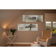 Assortiment canvas abstract