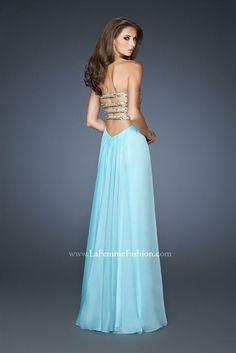 La Femme 18708 at Prom Dress Shop