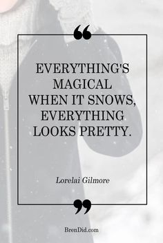 21 free printable Gilmore Girls quotes that will make you remember why you love Rory and Lorelai Gilmore AND the whole crazy Stars Hollow gang Catch up with the entire Gi. Gilmore Girls Cast, Gilmore Girls Quotes, Rory Gilmore, Lorelai Gilmore Quotes, Stars Hollow, Snow Quotes, Movie Quotes, Snow Sayings, Winter Quotes