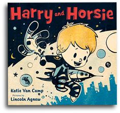 Harry and Horsie in Space!